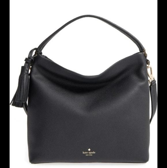 kate spade Handbags - Black kate spade bag